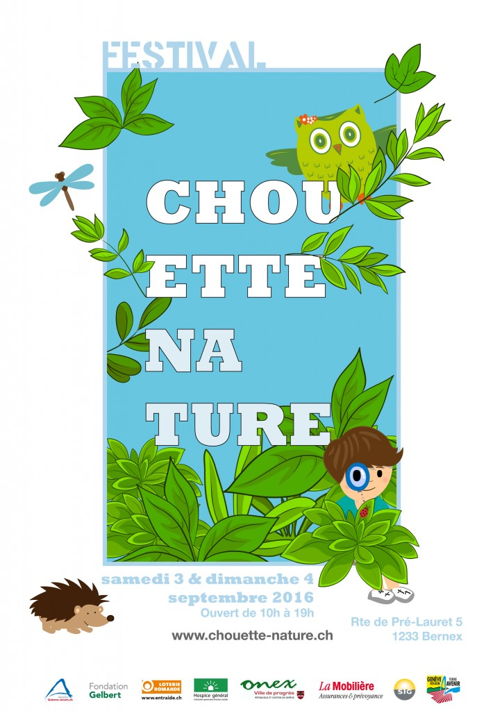 AfficheChouetteNature